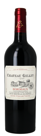 Château Gillet Vieilles Vignes AOC Bordeaux Rouge