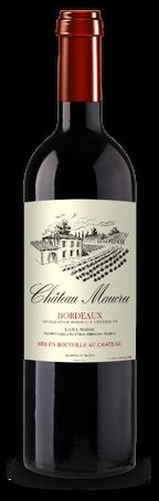 Château Maucru AOC Bordeaux Rouge (Marché Export)