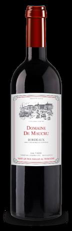 Domaine de Maucru AOC Bordeaux Rouge (Marché Export)